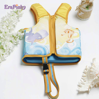 Erapinky 2019 UPF Life Jacket for Kids Children Life Vest Pool Buoyancy Swim Training Aid Baby Girls Boys Swimming Safety Strap