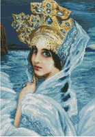 Needlework,DIY Cross Stitch,Sets For Embroidery kits,14CT,Swan Princess