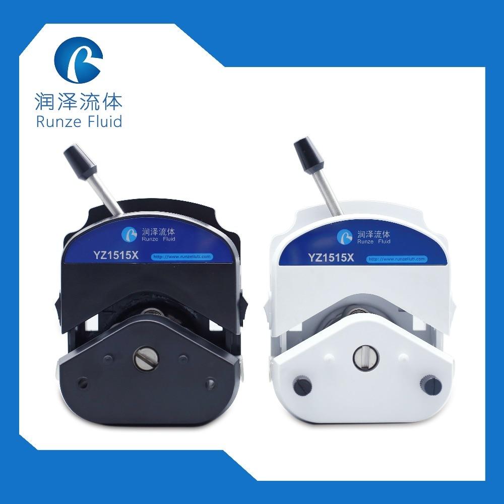 YZ15 Low Pressure Easy Installation Peristaltic Pump Head misecu easy installation plug