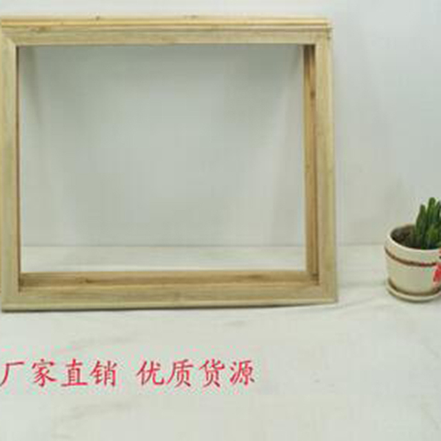 Suit for All kinds of diy oil painting Thick canvas wood frame wall ...