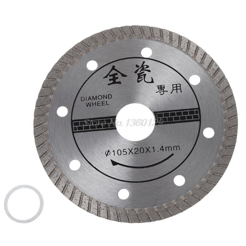 Diamond Ceramic Saw Blade Vitrify Disc Wheel Sharp Cutting Porcelain Tile Marble Dec10 Dropship
