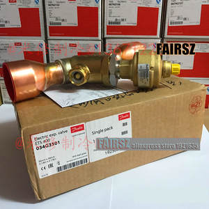Expansion-Valve-Ets400 DANFOSS 400-034g3501 Packging In-Stock Electronic New Original