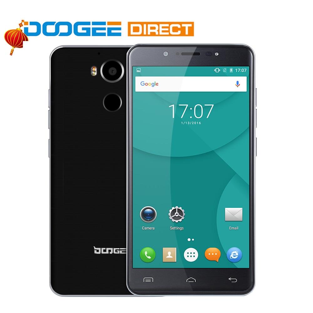 bilder für Doogee F7 Android 6.0 5,5 zoll 4G Phablet Helio X20 2,3 GHz Deca Core 3 GB RAM 32 GB ROM 13.0MP Rückfahrkamera Bluetooth 4,0 Smart Ges
