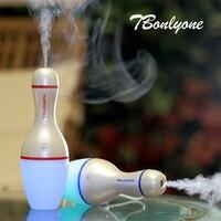 TBonlyone 150ML Bowling Luftbefeuchter Farbwechsel Aroma Lampe USB Luftbefeuchter Ätherisches Öl Diffusor Aroma Diffusor Luftbefeuchter|Luftbefeuchter|Haushaltsgeräte -