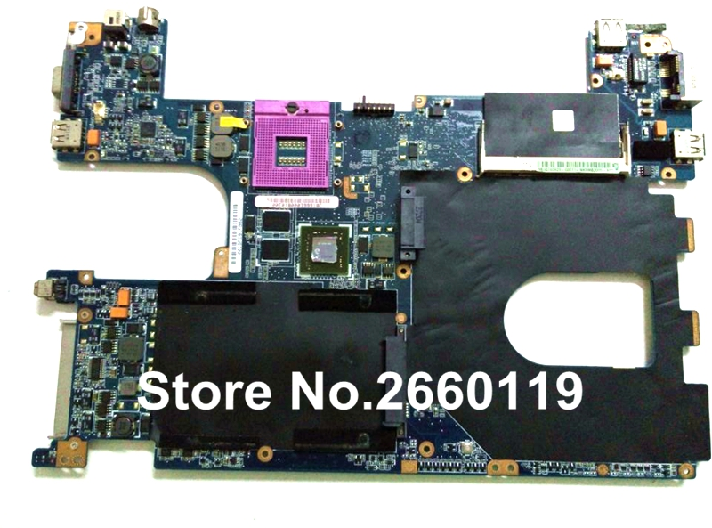 100% Working Laptop Motherboard For Asus W7SG Main Board Fully Tested and Cheap Shipping