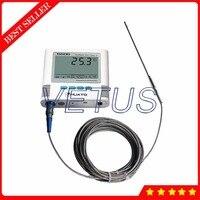 100~100C Measurement Range LCD display Temperature Datalogger S500 EPT with Built in sound light alarm USB temp Data Logger