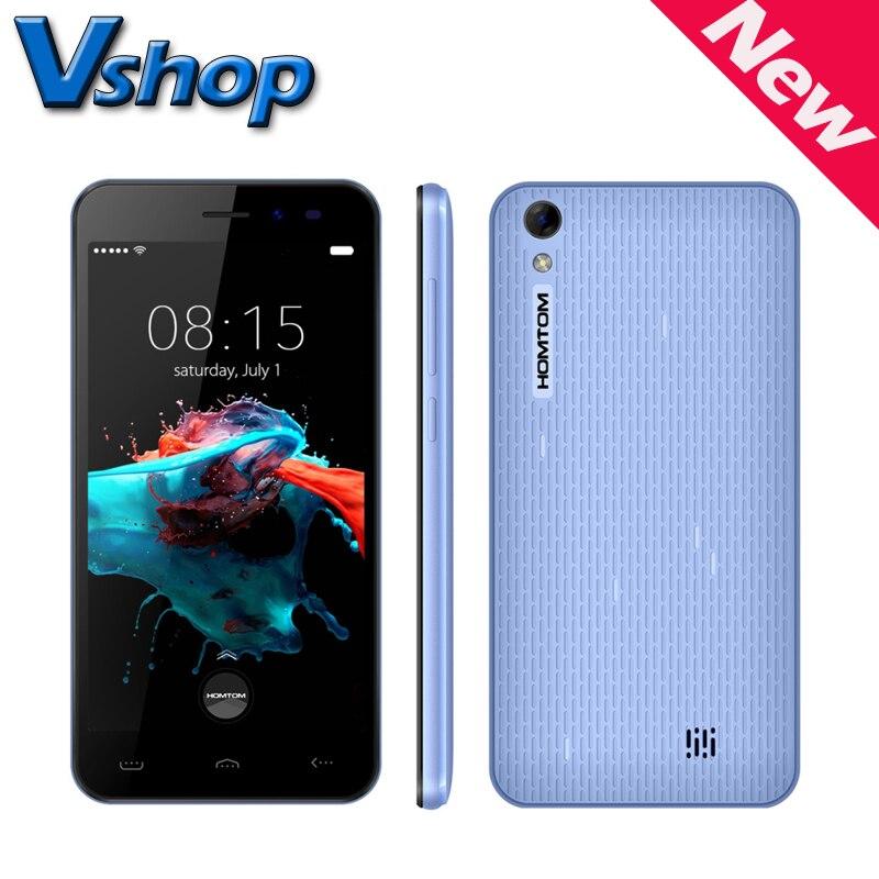 Original homtom ht16 3g teléfono móvil android 6.0 smartphone de 5.0 pulgadas 1