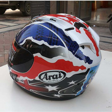 2015 new fashion arai Motorcycle helmet doohan full face mens moto helmet high quality M L XL XXL capacete