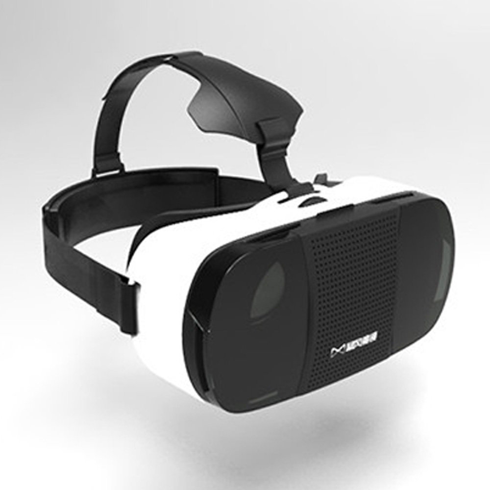 2016 New Baofeng Mojing III Plus VR Box 3D Glasses Virtual Reality Super 3D VR Glasses for iPhone Xiaomi 4.7