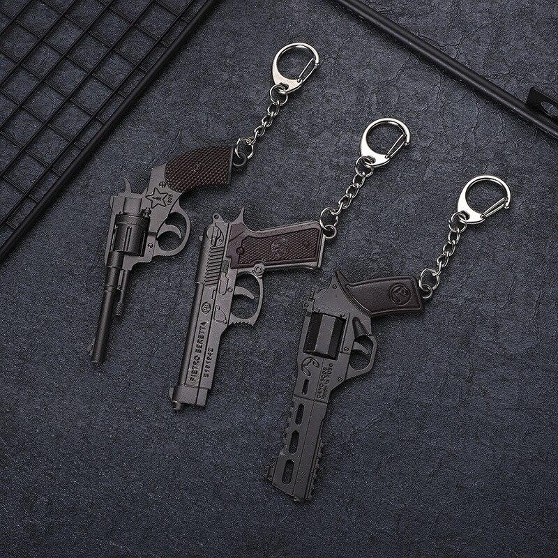 Signal Pistol Keychain  (13)