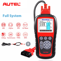 Autel MD805 все Системы OBD2 Автомобильный сканер для диагностики инструмент код читателя Поддержка двигателя МНК/EPB/передачи/инструмент подушки