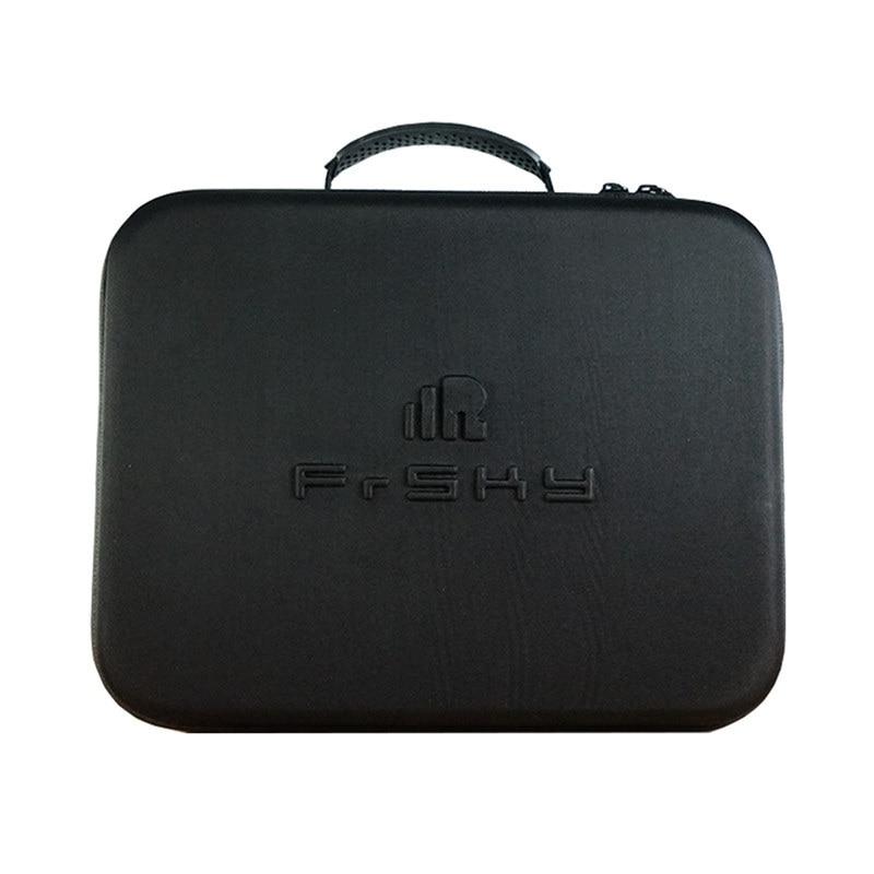 Frsky EVA Handbag Backpack Bag Case with Sponge for Frsky Taranis X9D PLUS SE Q X7 Remote Controller Transmitter