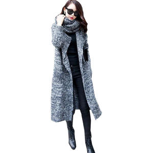 47f26d36634 Liva girl Loose Female Knitted Cardigan women s sweaters