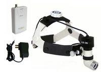 KD 202A 6 5 Вт Быстрая доставка светодиодный хирургический Налобный фонарик высокая мощность медицинская фара зубная головка лампа
