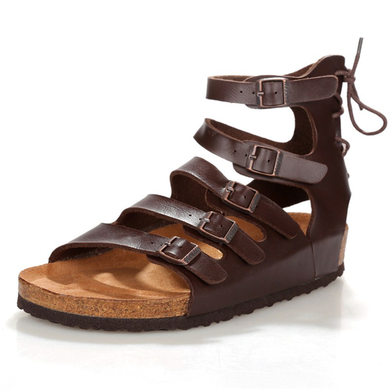 2017 summer gladiator sandals fashion design