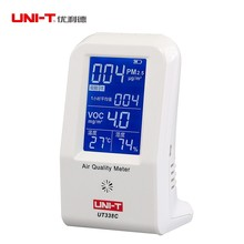 Big discount UNI-T UT338A Indoor Formaldehyde Detector LCD Display Formaldehyde Data Logger Air Monitor Hygrometer Thermometer