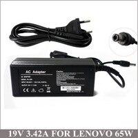 19V 3 42A 65W Battery Charger Carregador Notebook For Lenovo IBM IdeaPad U110 U350 Y330 Y430