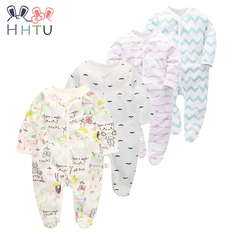 HHTU 2017 Baby Clothing New Newborn Baby Boy Girl Romper Clothes Long Sleeve Infant Product Fashion Autumn Lovely baby clothing summer infant newborn baby romper short sleeve girl boys jumpsuit new born baby clothes