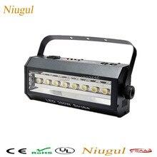 Niugul 200 W llevó luz estroboscópica/led strobe light bar KTV DJ equipos DMX etapa efecto de iluminación/led eficiencia/luces de discoteca
