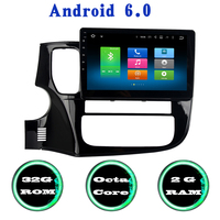 For Mitsubishi Outlander 2013 2016 Android 6 0 Octa Core Car Radio Gps Player With Canbus