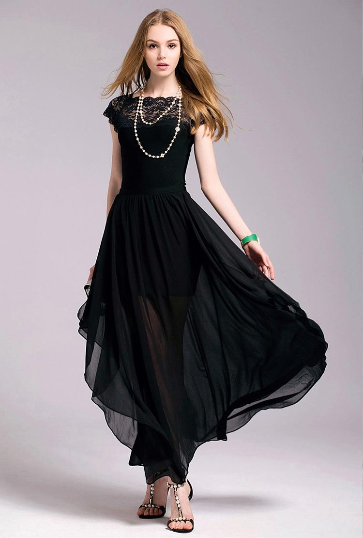 Plus Size Women Clothing Dress 2016 Summer Style Korean -2324