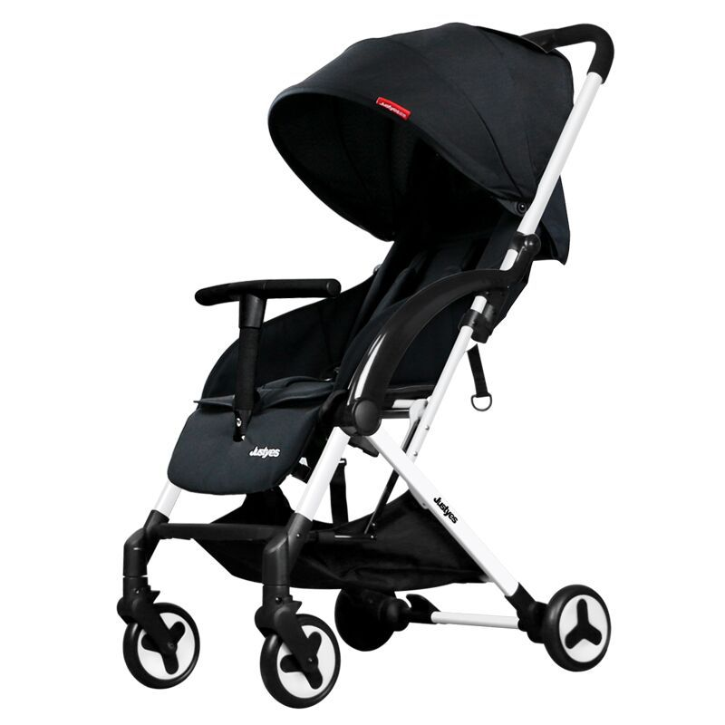 купить Explosion Baby Stroller Lightweight Ultra-Light Baby Reclining Stroller Folding Portable Shock Absorber Simple Baby Stroller