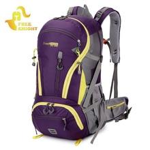 Freeknight Outdoor Climing Backpack Waterproof Nylon Camping Mountaineering Rucksacks Unisex Hiking Cycling Shoulder Bag XA347WD