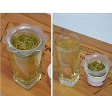 New Drainer Mesh Tea Strainer for Coffee&Tea for Brewing Tea Leaf Spice Filter Silver 500 mesh filtration accuracy