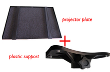 DL-PRA1 for 35mm tube projector plate and plastic support top head 39x29cm big plate