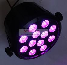 8xlot sales led par light 12x12w rgbw 4in1 par led projector dmx dj disco lights christmas holiday party strobe stage lighting - Strobe Christmas Lights