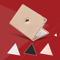 For Ipad Pro 9 7 Case With Keyboard Wireless Bluetooth Keyboard Stand Protective ABS Plastic Case