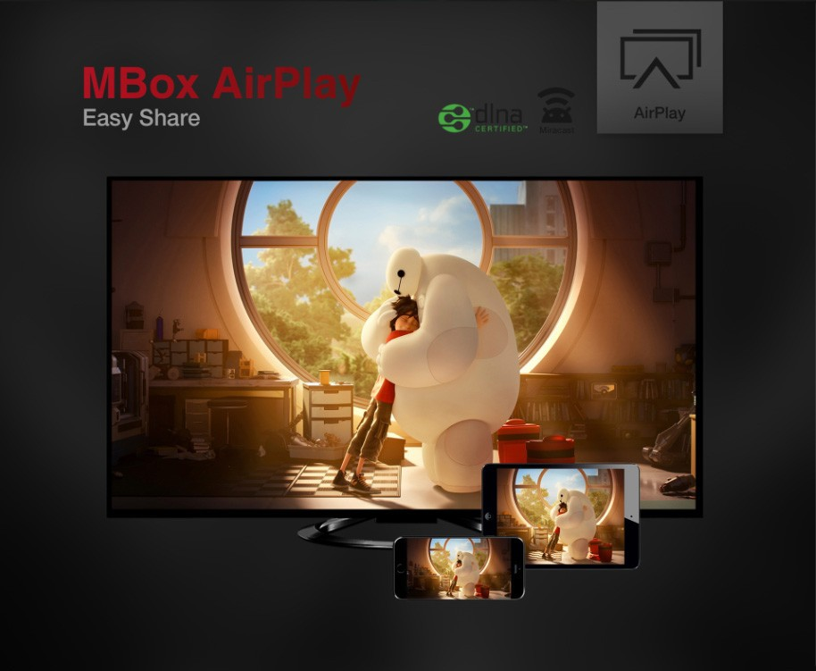 MBox Airplay