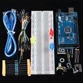 Starter Kit para Arduino uno R3 Mega 2560 de Proyectos Básicos Mega328 Nano