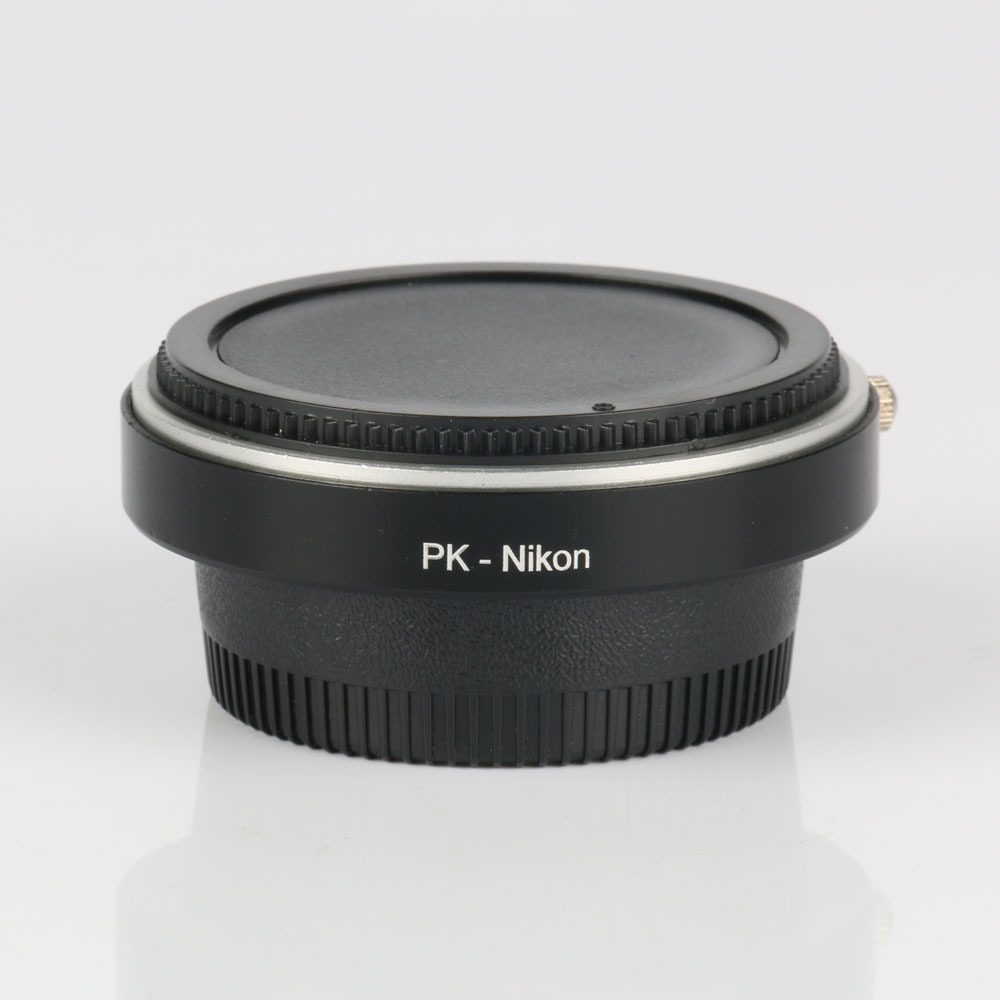 Lens Adapter ring PK-AI Optical Glass Pentax PK K Lens To Nik&n AI AF F Camera Mount Adapter Infinity