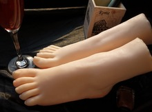 Newest 36 Size Asian Girls Foot Clones Feet Worship Fetish Foot Fetish Jobs Toys Mannequin Real