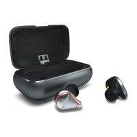 Mifo o5 tws à prova dwireless água fone de ouvido sem fio bluetooth 5.0 estéreo ipx7 para o esporte alta fidelidade 3d música Fones de ouvido     -