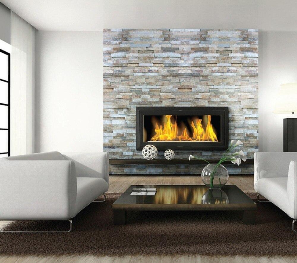 Inno Living Fire 24 Inch Intelligent Decorative  Ethanol Fireplace Indoor