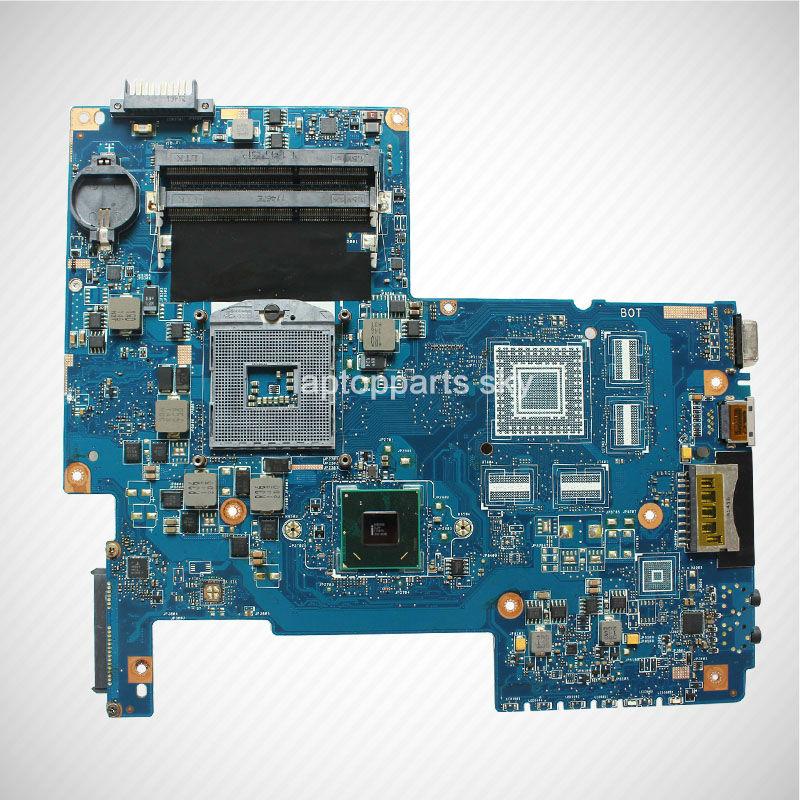 Здесь можно купить  Original Toshiba laptop motherboard For Toshiba C670 C675D H000033480 HM65 DDR3 08N1-0NA1J00 laptop motherboard  Компьютер & сеть