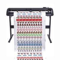 Vicsign 48 HWQ1200 режущий плоттер одежды футболка теплообмена виниловый машина с signmaster программного обеспечения