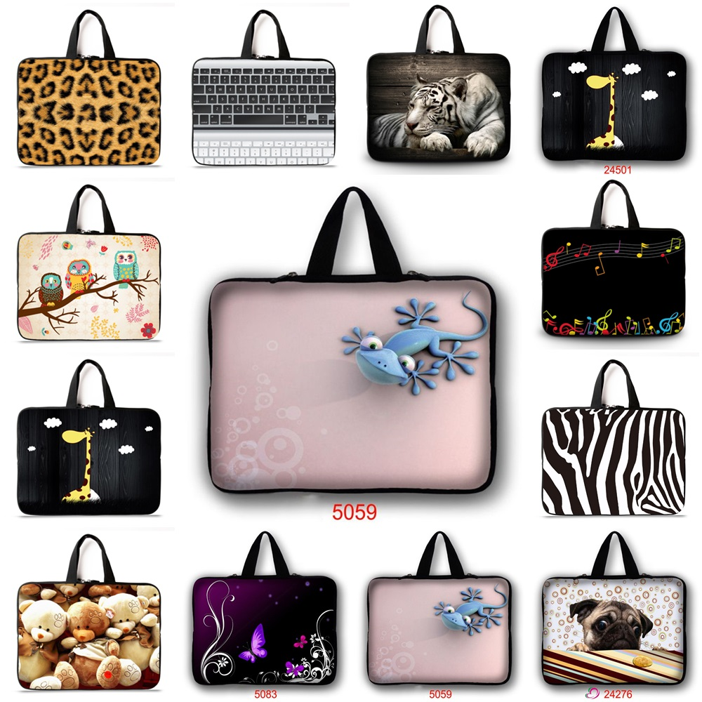 10 12 13 15 17 13.3 14 laptop bag notebook case tablet sleeve case for macbook pro/air /surface pro 3/sony vaio/Dell laptop/hp