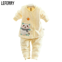 Flannel Newborn Baby Girls Clothes Set Baby Boy Clothes 2016 New Born Baby Clothing Set Infant