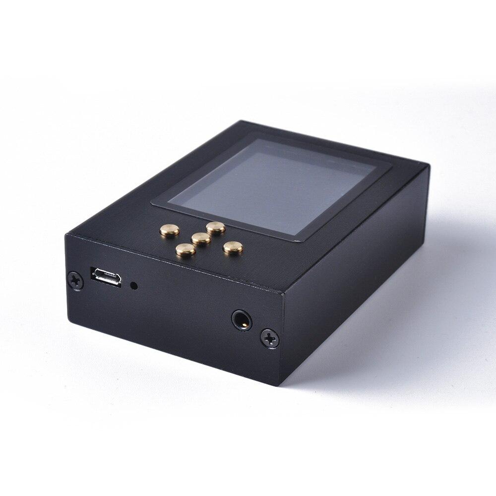 Wooeasy bricolage Zishan DSD AK4497EQ lecteur de musique professionnel sans perte HiFi portable lecteur MP3 Solution dure 2.5 amplificateur équilibré - 6