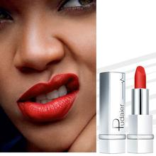 17 Colors Lips Makeup Lipstick Lip Gloss New Red Matte Velvet Waterproof Long-lasting Nude Stick Cosmetic Gift