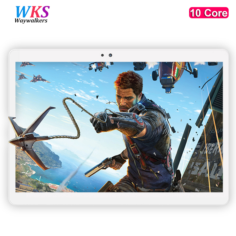 10 inch tablet PC 10 core Android 7.0 RAM Phone Call 4GB ROM 64GB 1920x1200 IPS Bluetooth tablets pcs smartphone computer MT6797 iwork10 ultimate 10 1 inch tablet pc dual boot windows10 android 5 1 intel quad core 4gb ram 64gb rom 10 1 ips 1920 1200 hdmi