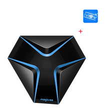 2017 New Magicsee Iron Android 6.0 iview HD IPTV TV Box  Arabic Europe Included UK Germany 1000+