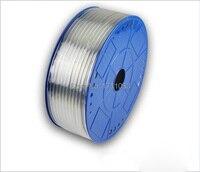 10mm*6.5mm*100m polyurethane PU transparent tube PU clear tube pneumatic hoses, air hoses