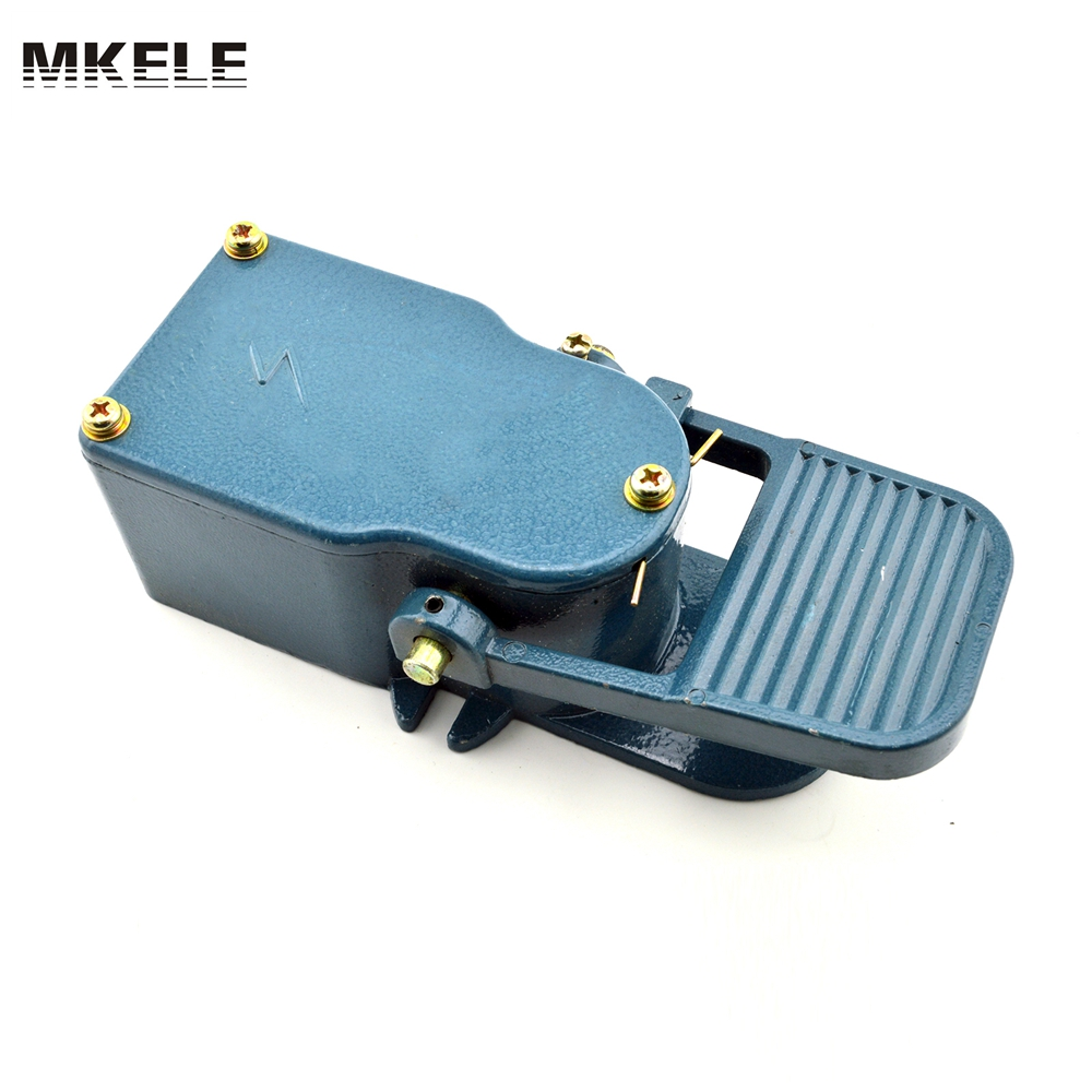 MKLT-5 hot sell free shipping electrical momentary industrial factory direct high quality sewing machine foot pedal switch