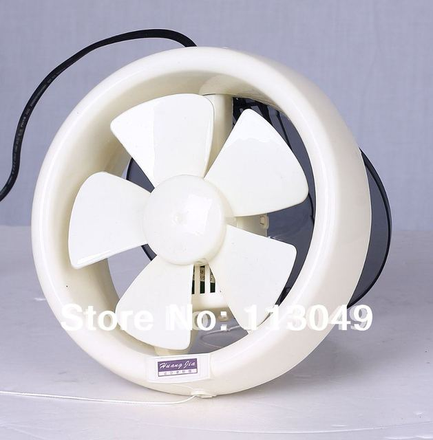 High Quality 8 Inch Extractor Fan With Copper Wire Motor/ Kitchen,Bathrooms,  Toilets