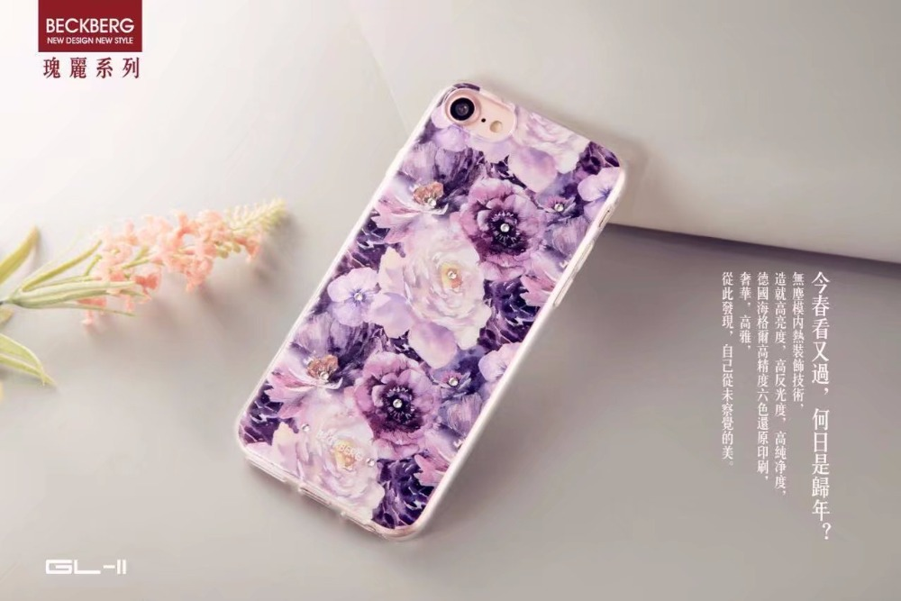 """bilder für Neue beckberg strass case für iphone 5 5 s se 6 6 s 4,7 """"luxus bunte tpu w/diamant zurück fallabdeckung für apple 7 7 plus"""