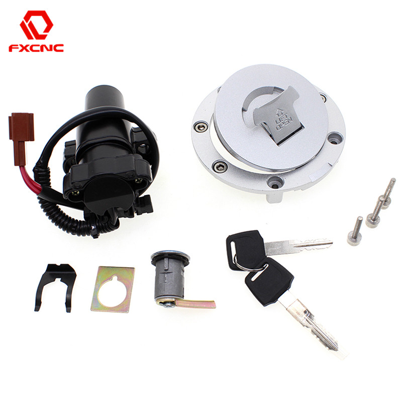 Motorcycle Ignition Switch Lock Gas Cap Lock Seat Lock With Keys For Honda CBR1000RR CBR 1000 RR 2008 - 2014 08 09 10 11 12 13